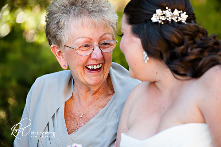 dunsmuir house bride and mother moment
