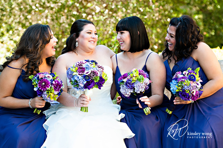dunsmuir house bride and hanging out with bridesmaid