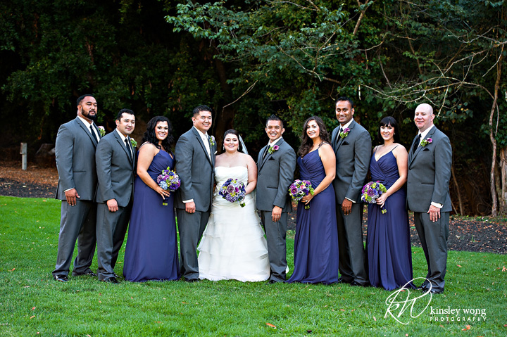 dunsmuir house wedding party