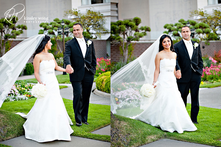 fairmont hotel san francisco rooftop wedding