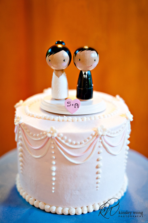 Cake topper imported from Japan