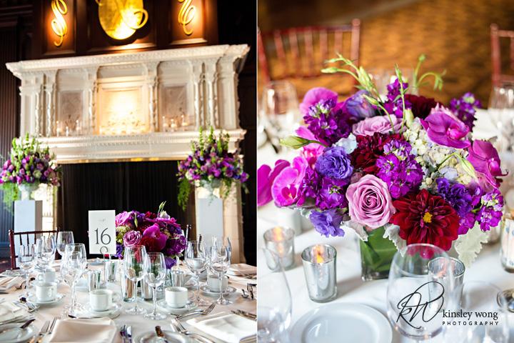 Julia morgan ballroom wedding details