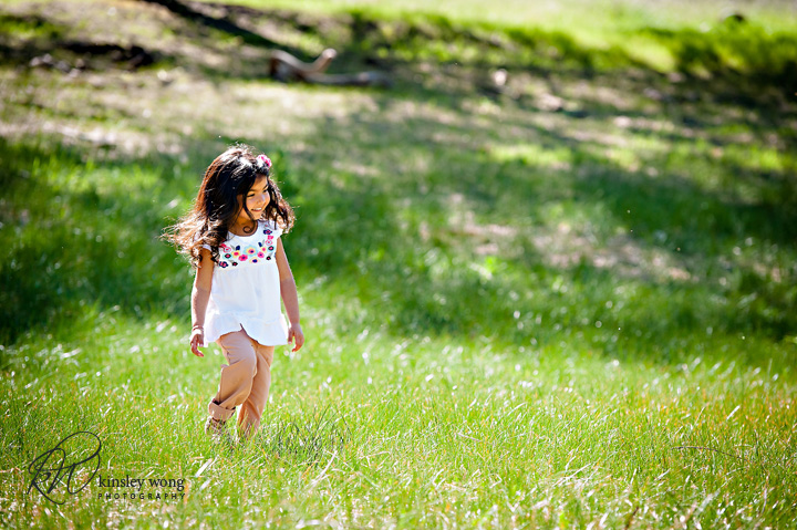 cupertino hills family portraits at picchetti winery