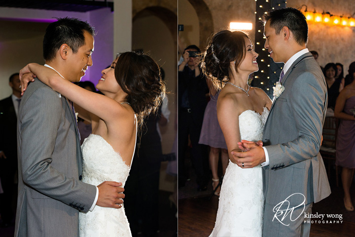 First dance at Redondo Beach Historical Library