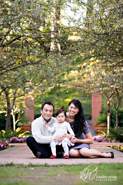shakespeare garden family photos